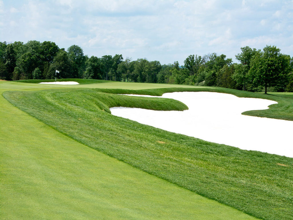 Trump National Golf Club — Bedminster — Hole #10