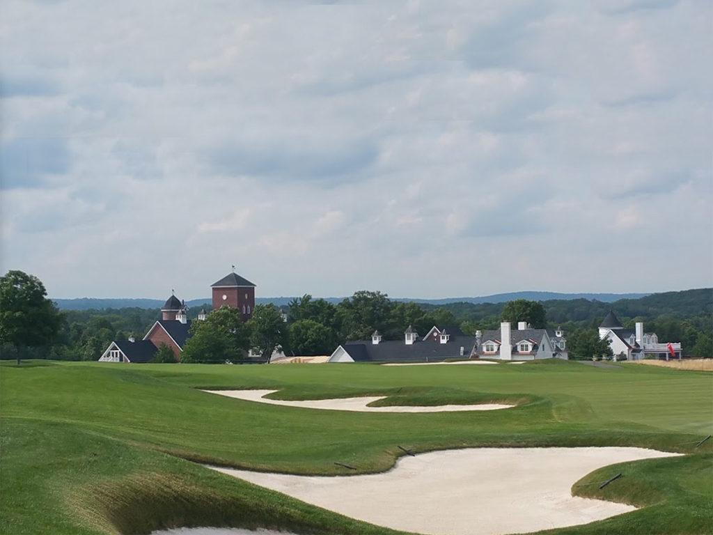 Trump National Golf Club — Bedminster — Hole #15