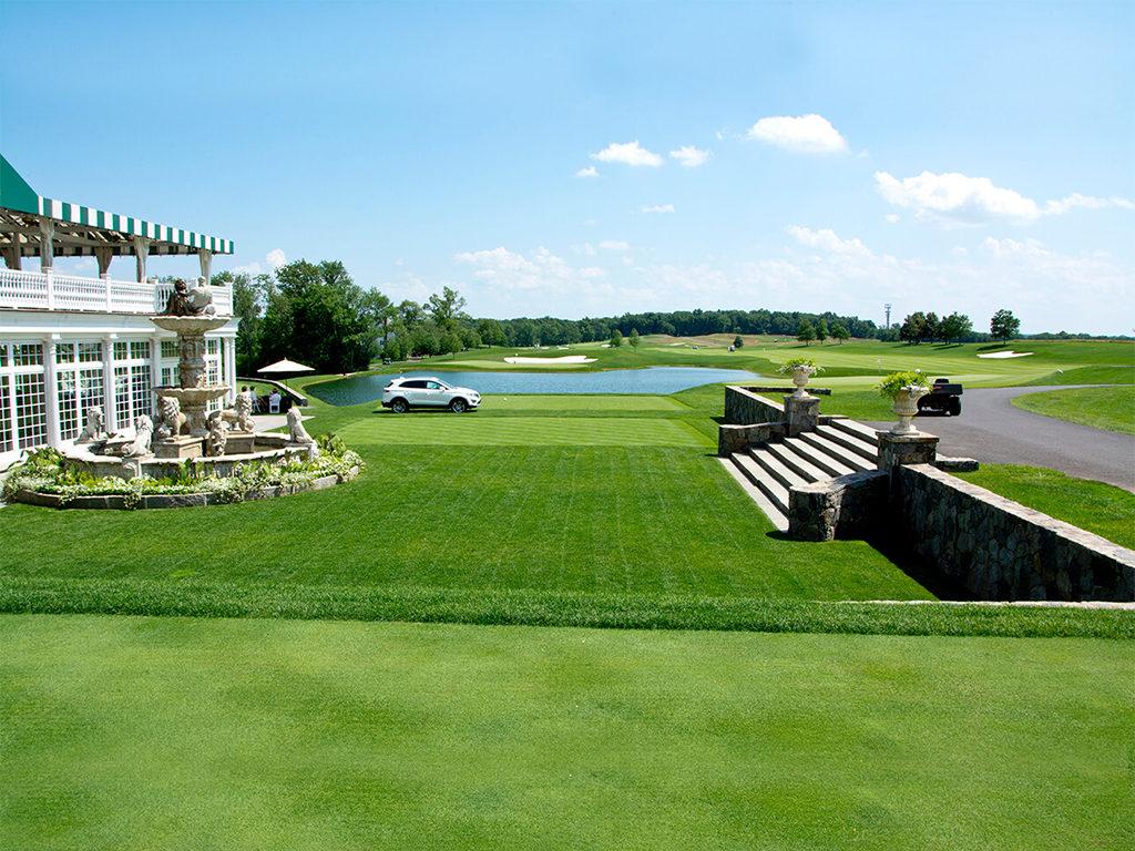 Trump National Golf Club — Bedminster — Hole #16