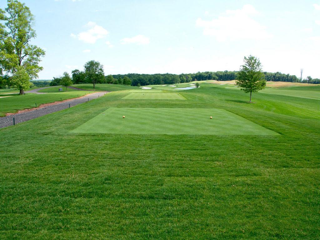 Trump National Golf Club — Bedminster — Hole #17