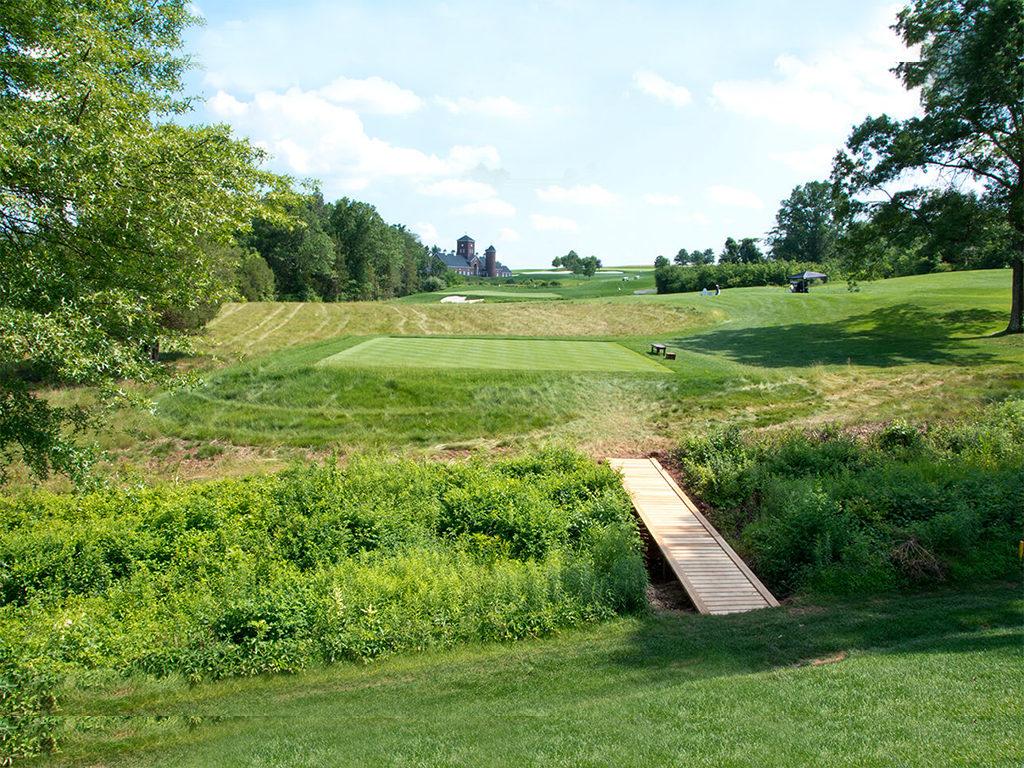 Trump National Golf Club — Bedminster