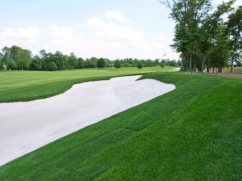 Trump National Golf Club — Bedminster — Hole #9