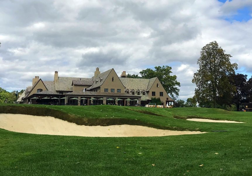 Quaker Ridge — Hole #9